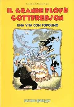 Copertina COLLANA DEL SAGGIO n.27 - Il grande Floyd Gottfredson, COMIC ART