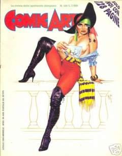 Copertina COMIC ART n.105 - COMIC ART                  105, COMIC ART