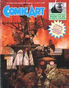Copertina COMIC ART n.107 - COMIC ART                  107, COMIC ART