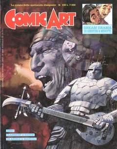 Copertina COMIC ART n.108 - COMIC ART                  108, COMIC ART