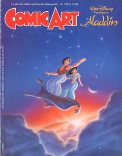 Copertina COMIC ART n.109 - COMIC ART                  109, COMIC ART