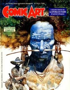 Copertina COMIC ART n.112 - COMIC ART                  112, COMIC ART