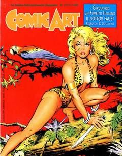 Copertina COMIC ART n.117 - COMIC ART                  117, COMIC ART