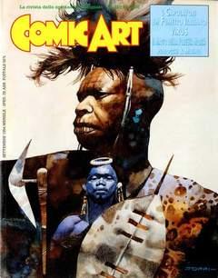 Copertina COMIC ART n.119 - COMIC ART                  119, COMIC ART