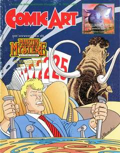 Copertina COMIC ART n.123 - COMIC ART                  123, COMIC ART