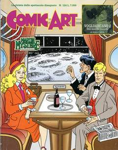 Copertina COMIC ART n.124 - COMIC ART                  124, COMIC ART