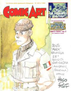 Copertina COMIC ART n.125 - COMIC ART                  125, COMIC ART