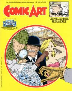 Copertina COMIC ART n.126 - COMIC ART                  126, COMIC ART