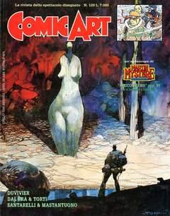 Copertina COMIC ART n.129 - COMIC ART                  129, COMIC ART