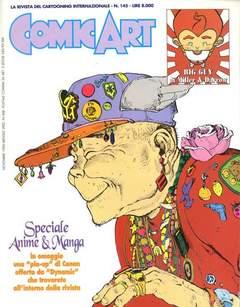 Copertina COMIC ART n.145 - COMIC ART                  145, COMIC ART