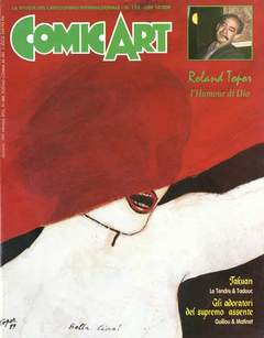 Copertina COMIC ART n.152 - COMIC ART                  152, COMIC ART