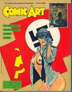 Copertina COMIC ART n.23 - COMIC ART                   23, COMIC ART