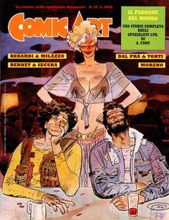 Copertina COMIC ART n.27 - COMIC ART                   27, COMIC ART