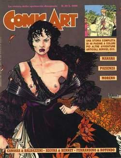 Copertina COMIC ART n.29 - COMIC ART                   29, COMIC ART