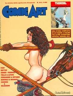 Copertina COMIC ART n.30 - COMIC ART                   30, COMIC ART