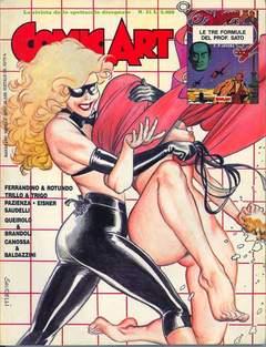 Copertina COMIC ART n.31 - COMIC ART                   31, COMIC ART