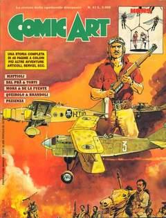 Copertina COMIC ART n.41 - COMIC ART                   41, COMIC ART