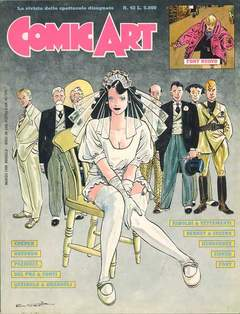 Copertina COMIC ART n.42 - COMIC ART                   42, COMIC ART
