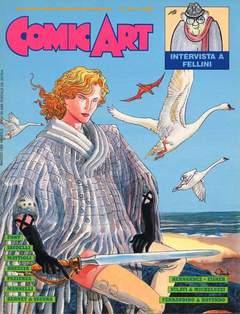 Copertina COMIC ART n.44 - COMIC ART                   44, COMIC ART