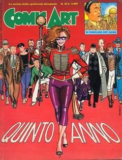 Copertina COMIC ART n.45 - COMIC ART                   45, COMIC ART