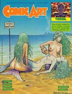 Copertina COMIC ART n.46 - COMIC ART                   46, COMIC ART