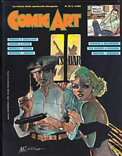 Copertina COMIC ART n.53 - COMIC ART                   53, COMIC ART