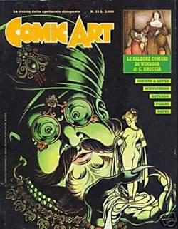 Copertina COMIC ART n.55 - COMIC ART                   55, COMIC ART