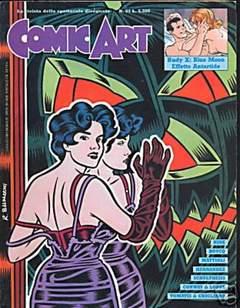 Copertina COMIC ART n.57 - COMIC ART                   57, COMIC ART