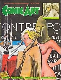 Copertina COMIC ART n.59 - COMIC ART                   59, COMIC ART