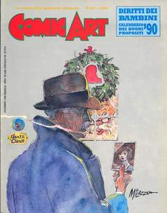 Copertina COMIC ART n.62 - COMIC ART                   62, COMIC ART