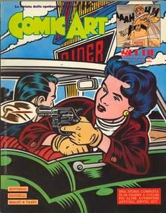 Copertina COMIC ART n.68 - COMIC ART                   68, COMIC ART