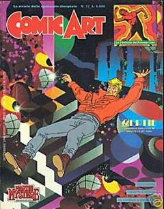 Copertina COMIC ART n.71 - COMIC ART                   71, COMIC ART