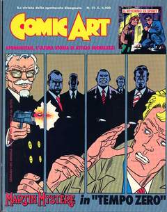 Copertina COMIC ART n.75 - COMIC ART                   75, COMIC ART