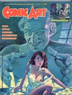 Copertina COMIC ART n.76 - COMIC ART                   76, COMIC ART