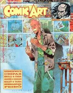 Copertina COMIC ART n.83 - COMIC ART                   83, COMIC ART