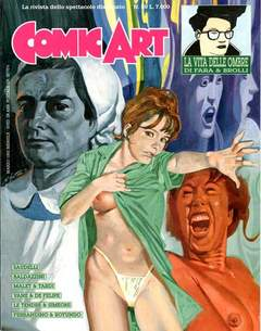 Copertina COMIC ART n.89 - COMIC ART                   89, COMIC ART