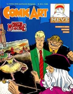 Copertina COMIC ART n.92 - COMIC ART                   92, COMIC ART
