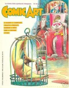 Copertina COMIC ART n.93 - COMIC ART                   93, COMIC ART