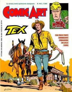 Copertina COMIC ART n.96 - COMIC ART                   96, COMIC ART