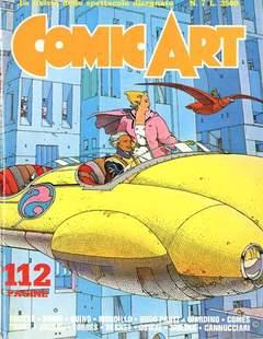 Copertina COMIC ART n.7 - COMIC ART                    7, COMIC ART