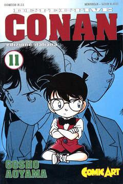 Copertina DETECTIVE CONAN n.11 - CONAN DI GOSHO AOYAMA, COMIC ART