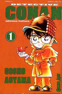 Copertina DETECTIVE CONAN n.1 - CONAN DI GOSHO AOYAMA, COMIC ART