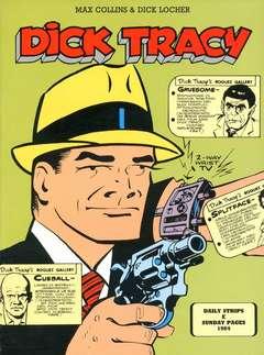 Copertina DICK TRACY n.1 - DICK TRACY 1984 STRISCE GIORN E TAVOLE DOMENICALI, COMIC ART