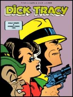 Copertina DICK TRACY n.3 - DICK TRACY 1985 STRISCE GIORN E TAVOLE DOMENICALI, COMIC ART