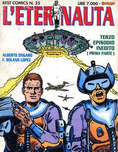 Copertina L'ETERNAUTA albi n.1 - L'ETERNAUTA 1, COMIC ART