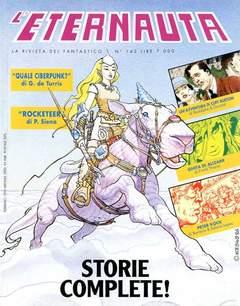 Copertina ETERNAUTA PRESENTA n.142 - L'ETERNAUTA PRESENTA       142, COMIC ART