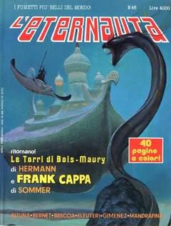 Copertina ETERNAUTA PRESENTA n.46 - L'ETERNAUTA PRESENTA        46, COMIC ART