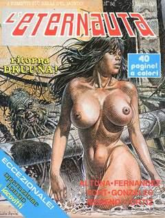 Copertina ETERNAUTA PRESENTA n.56 - L'ETERNAUTA PRESENTA        56, COMIC ART