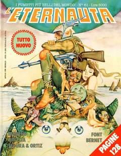 Copertina ETERNAUTA PRESENTA n.61 - L'ETERNAUTA PRESENTA        61, COMIC ART