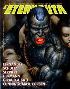 Copertina ETERNAUTA PRESENTA n.85 - L'ETERNAUTA PRESENTA        85, COMIC ART